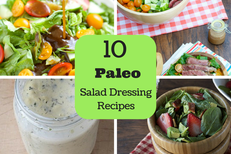 Paleo salad dressings to buy