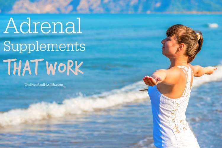 Stop spinning your wheels and check out these adrenal supplements that really work!