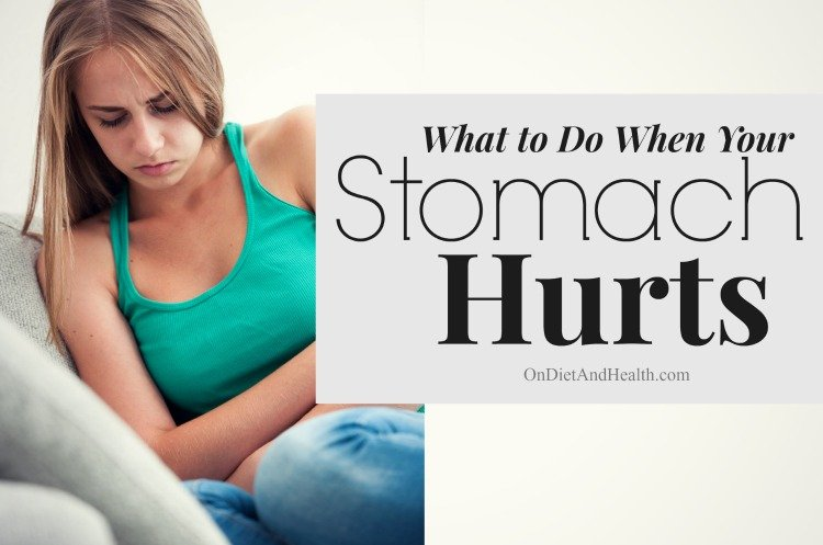 What to do when your stomach hurts
