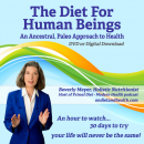 The Diet For Human Beings:  PODCAST