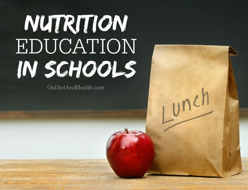 Nutrition Education in Schools // OnDietAndHealth.com