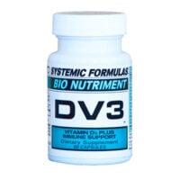 Systemic Formulas Vitamin DV3