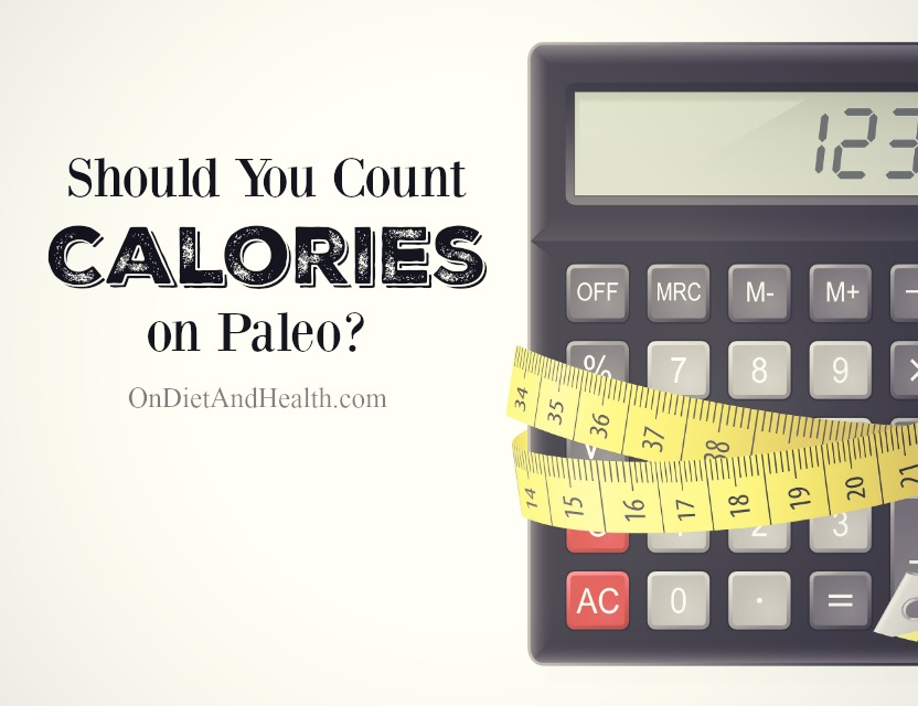 Paleo Calorie Counting // OnDietAndHealth.com