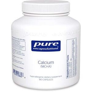 MCHA Calcium for bones