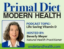 Vitamin D Benefits for Depression, Cancer and Heart Disease: Podcast