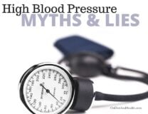 "Do you know about high blood pressure myths and lies? Not knowing the truth can lead to a lifetime of medication, never resulting in a ""cure."" Medications generally address only the symptom and not the cause. High blood pressure is extremely serious and it can absolutely cause chronic illness or death. Getting it properly diagnosed - and treating the true cause(s) - is our aim. // OnDietandHealth.com"