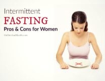 Intermittent Fasting Pros and Cons for Women // OnDietAndHealth.com