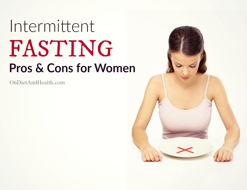 Intermittent fasting Pros and Cons For Women