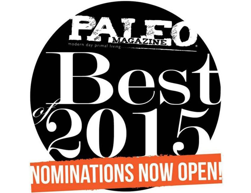 Paleo Magazine Best of 2015