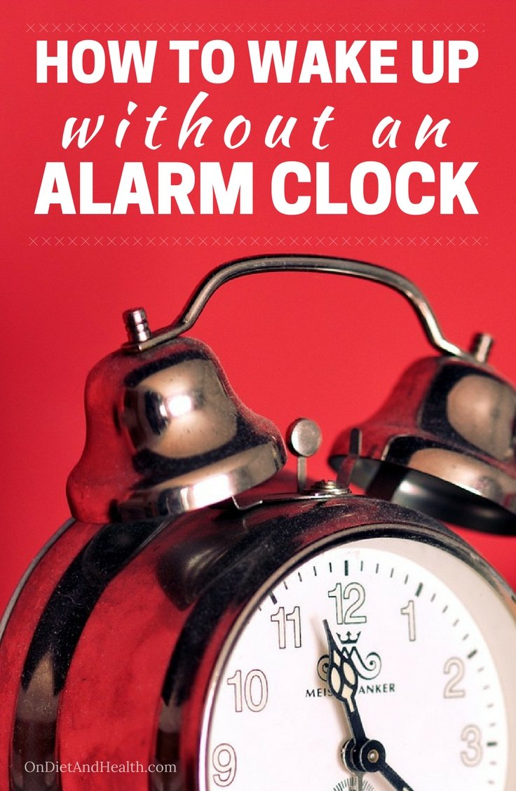 How to Wake Up Without an Alarm Clock