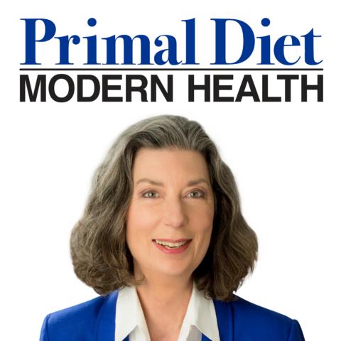 Beverly Meyer Primal Diet Modern Health Podcast on iTunes poster