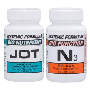 Pain and Arthritis Multi Pack with JOT and N3 Relaxa // OnDietAndHealth.com