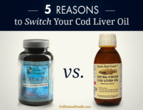 5 Reasons to Switch to Rosita Cod Liver Oil // OnDietAndHealth.com