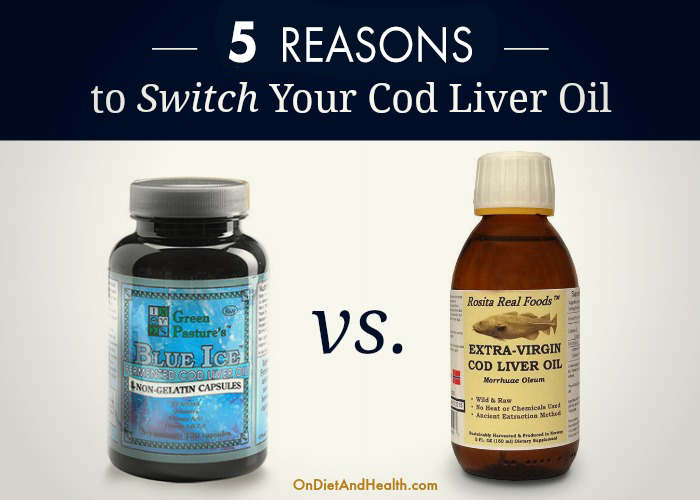 5 Reasons to Switch to Rosita Cod Liver Oil