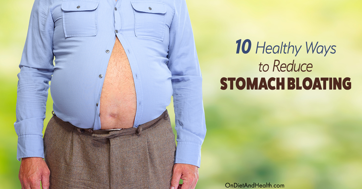 10 healthy ways to reduce stomach bloating, Skeleton