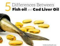 5 Differences Between Fish Oil and Cod Liver Oil