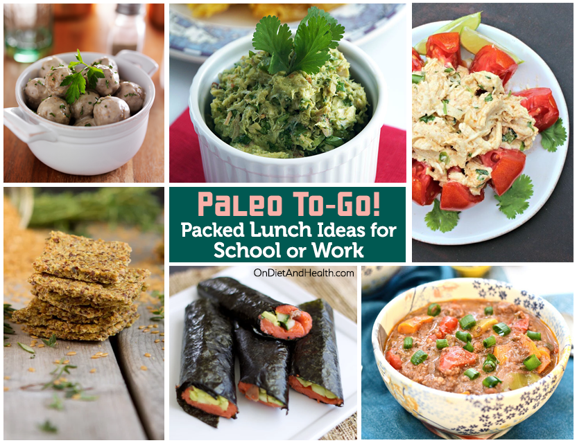 Paleo to go packed lunch ideas for school or work packed lunch ideas for school or work forumfinder Choice Image