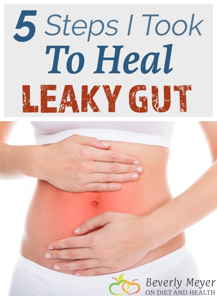 If you want better health now and in the future, you have to heal leaky gut. It's the key to preventing and reversing autoimmune disorders which some say most ALL of us have. And to helping resolve pain, indigestion, allergies, headaches, rashes and more. Read more to find out how to be rid of leaky gut! // OnDietandHealth.com