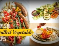 grilled vegetable picture