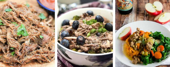 30 Paleo Crock Pot Entree Recipes