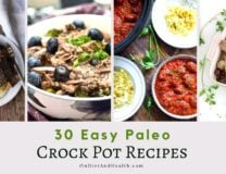 30 Easy Paleo Crock Pot Recipes