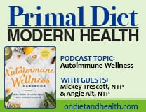 Autoimmune Wellness Book Review and Podcast Interview