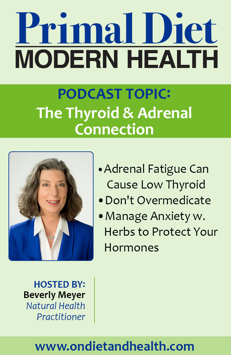 Is There a Connection Between the Thyroid and Menopause