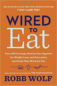 Wired To Eat is Robb Wolf's second book. Rewire your appetite and lose weight.