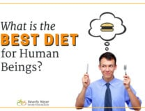 What is the Best Diet For Human Beings?