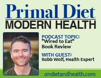 Wired to Eat book review with Robb Wolf explaining weight loss and appetite regulation