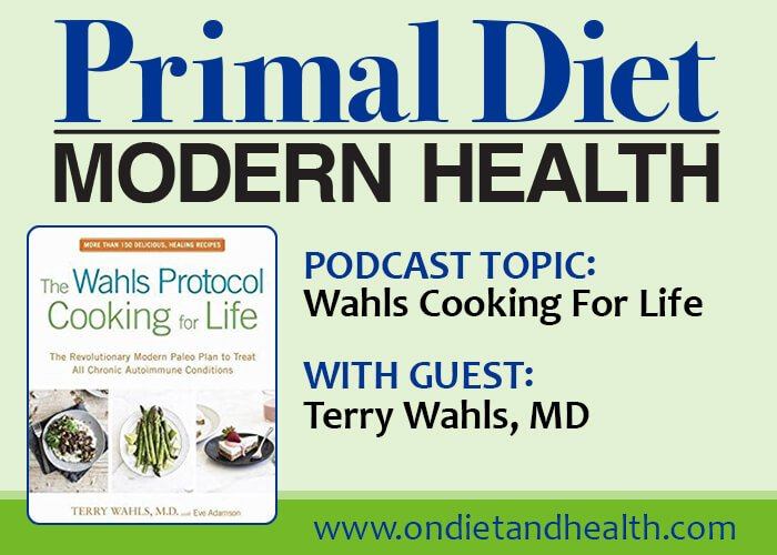 The Wahls Protocol Cooking For Life Book Review and Podcast with Beverly Meyer