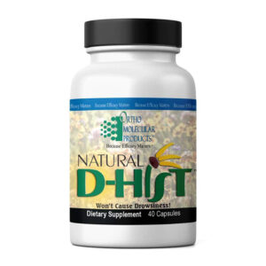 Natural Allergy Support D Hist 40's are great for purse, car or travel