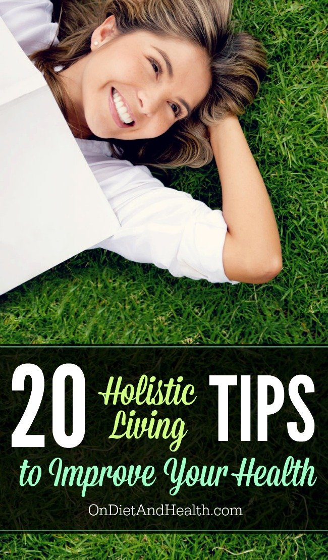 20 Healthy Living Tips from Beverly Meyer and the Diet and Health Center in San Antonio //OnDietandHealth.com