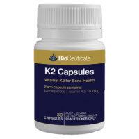 BioCeuticals K2 caps