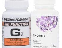 Adrenal Multi Pack w. Ga and Adrenal Cortex