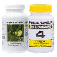 Anti-Fungal Multi Pack w. Morinda Supreme and #4 FungDX caps