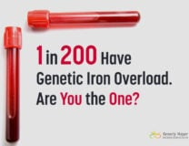 1 in 200 Have Genetic Iron Overload. Are You the ONE?