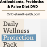Daily Wellness Protection Package of supplements Pin