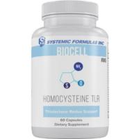A bottle of Systemic Formulas Homocysteine
